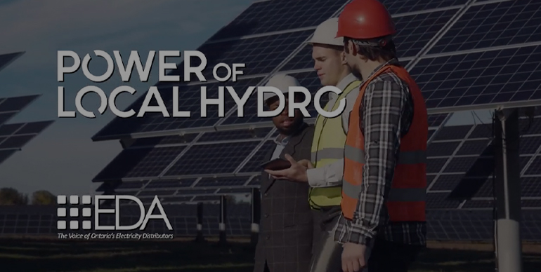 Power of local Hydro power